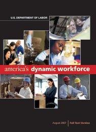 dynamic workforce america's - Power Systems Engineering ...