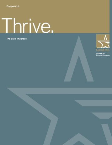 Thrive: The Skills Imperative - Power Systems Engineering ...