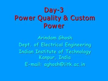 applications of power electronics to power transmission