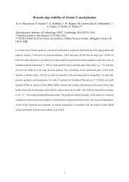 H-mode edge stability of Alcator C-mod plasmas - Plasma Science ...