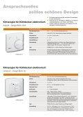 Klimaregler elektronisch - Betec Controls - Seite 3