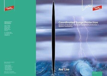 Coordinated Surge Protection - Dehn + Söhne Blitzschutzsysteme