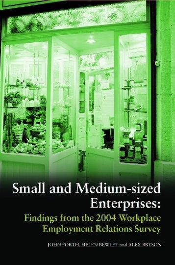 Small and Medium-sized Enterprises - Dius.gov.uk