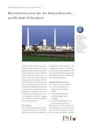 Case Study Kokerei Schwelgern - PSI Metals GmbH