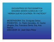 Presentación del caso (Diapositivas) - Psiquiatria.com