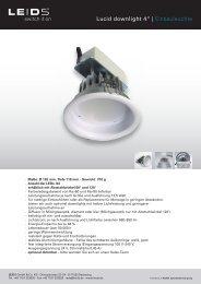 Produktblatt 4 - PSL AG