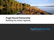 Priority A - Puget Sound Partnership