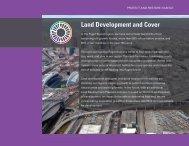 Land Development and Cover - Puget Sound Partnership