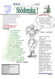 4 / 2010 Z tej okazji: - PSP7 - Bochnia