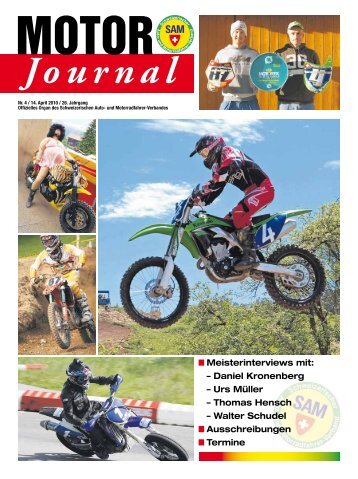 Motor Journal 4 / 2010 - personal sport service