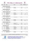 Zittauer Gebirgsrangliste 2009 2. Nonnen- Treppen ... - PSV Zittau - Page 2