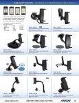 Mounting Pedestals, Cradles, Holders, Docks, and ... - Arkon - Page 5