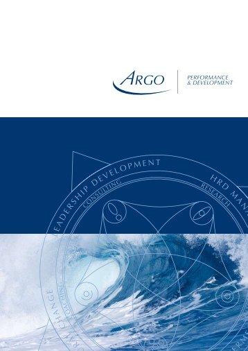 ARGO folder