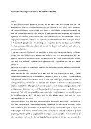 Persönlicher Erfahrungsbericht Nantes: WS 2009/10 + SoSe 2010 ...