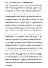Beitrag in der Hauszeitschrift der KPD-SN KLIFO über das 4 ...