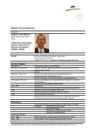 Profil (76 kB, PDF) - Kantonale Psychiatrische Dienste - Sektor Nord