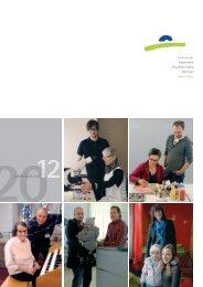Jahresbericht 2012 - Kantonale Psychiatrische Dienste - Sektor ...