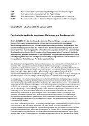 Details siehe PDF - FSP