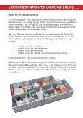 Planung elektrischer Anlagen in Wohnungen Planung elektrischer ... - Seite 2