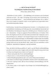 PDF-File - des Psychologischen Instituts