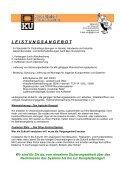 Leistungsangebot - bei ARGUS Warensicherung - Seite 2