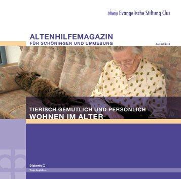 Emmerstedter Diplomatie - Ev. Stiftung  Clus