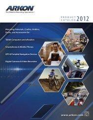Arkon Catalog 2012