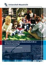 Intensiver Sommerkurs Niederländisch (NL 7) für Deutschsprachige