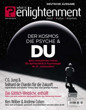 Die Inhalte der Ausgabe Frühjahr 2008 (PDF) - Psychophysik.com