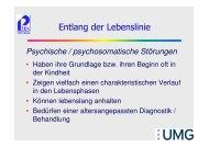 Vorlesung Einführung Modul SoSe 2012 - Psychosomatik ...