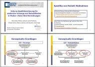 Externe Qualitätssicherung in Mutter-/Vater-Kind-Einrichtungen für ...