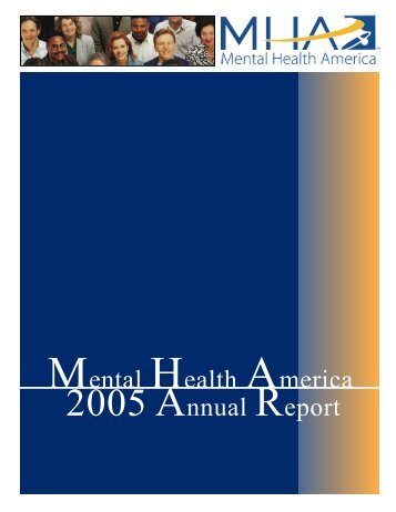 Annual Report 2006 - Live Your Life Well