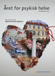 Årsmelding 2005 - Rådet for psykisk helse