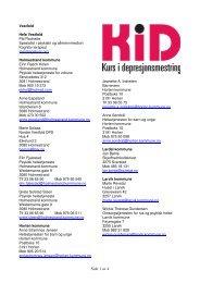 Vestfold - RÃ¥det for psykisk helse