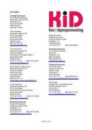 Side 1 av 4 - RÃ¥det for psykisk helse