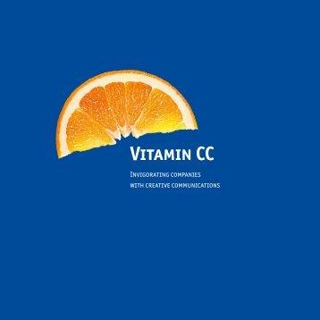 Vitamin CC - Communication Consultants GmbH
