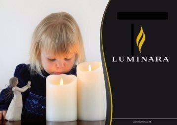 LUMINARA -Kerzen mit beweglicher Flamme-