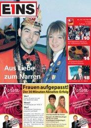 Aus Liebe zum Narren - E1NS-Magazin