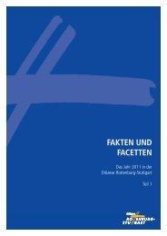 Fakten und Facetten - Diözese Rottenburg-Stuttgart