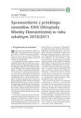 Biuletyn PTE nr 4 (54) - lipiec 2011 - Polskie Towarzystwo ... - Page 5