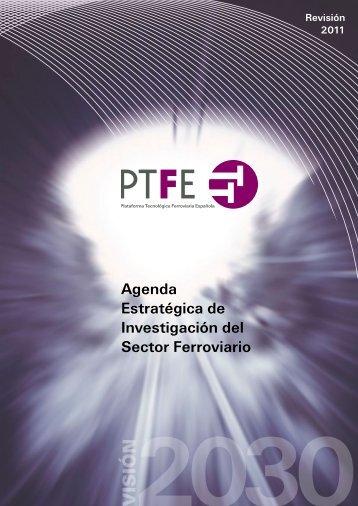 Agenda Estratégica de Investigación del Sector Ferroviario: Visión ...