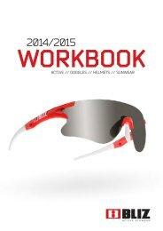Bliz active eyewear workbook 2014