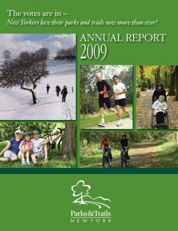 AnnualReport09c:Layout 1 - Parks & Trails New York