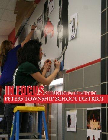InFocus: 2010-11 - Peters Township School District