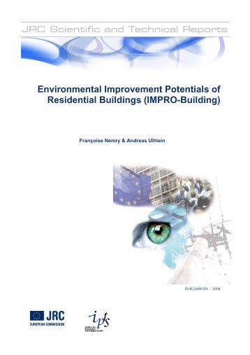 Environmental Improvement Potentials of Residential ... - PU Europe