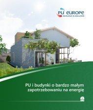 PU i budynki o bardzo małym zapotrzebowaniu na energię