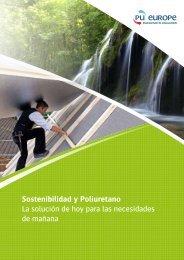 Sostenibilidad y Poliuretano La solución de hoy para las ...
