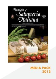Media Pack 2013 - (PDF, 779Kb) - Edizioni Pubblicità Italia Srl