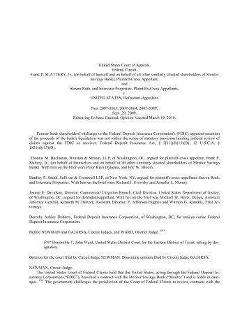 Slattery v. United States - PubKLaw