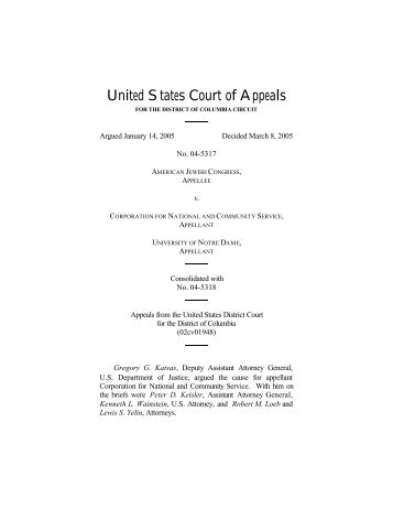 United States Court of Appeals - PubKLaw